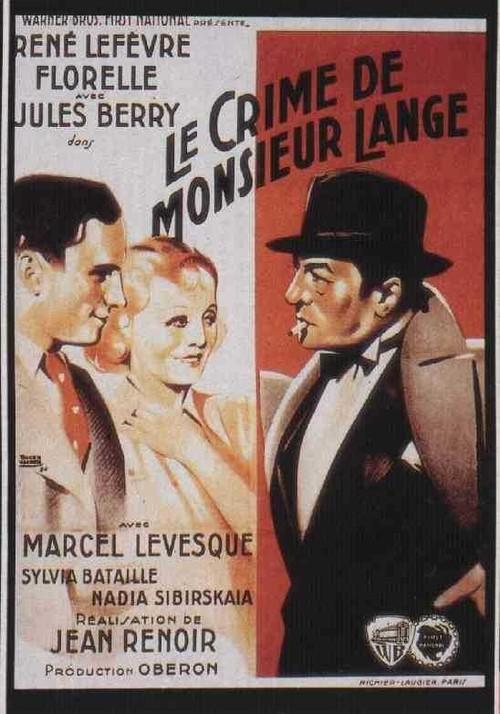 Le Crime de Monsieur Lange