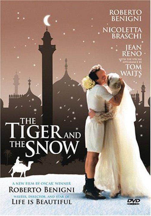Tigern och snön