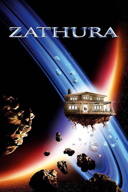 Zathura - ett rymdäventyr