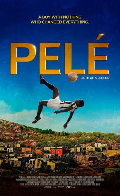 Pelé, el nacimiento de una leyenda (2016) Pelé: Birth of a Legend