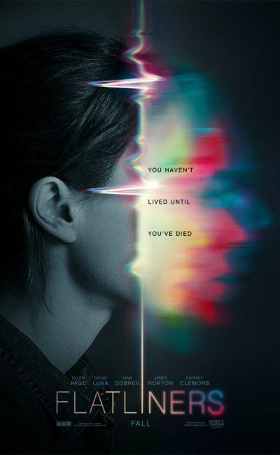 Línea Mortal: Al Límite (Flatliners) es una película de drama y terror que cuenta la historia cinco estudiantes de medicina, con la esperanza de desentrañar el misterio de lo que aguarda más allá de los confines de la vida, emprenden un atrevido y peligroso experimento.
