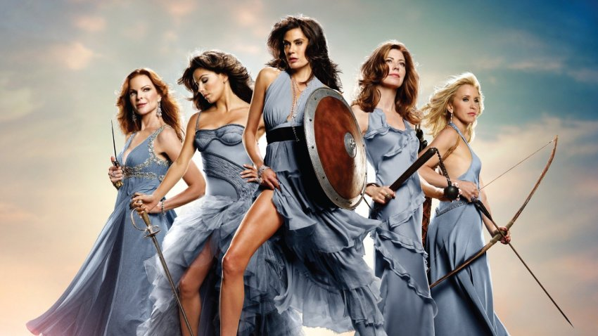 Photo d'illustration de la Série Desperate Housewives