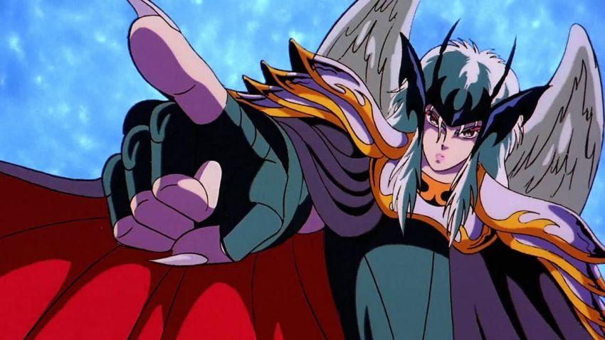 Saint Seiya - Lucifer : Le Dieu des enfers