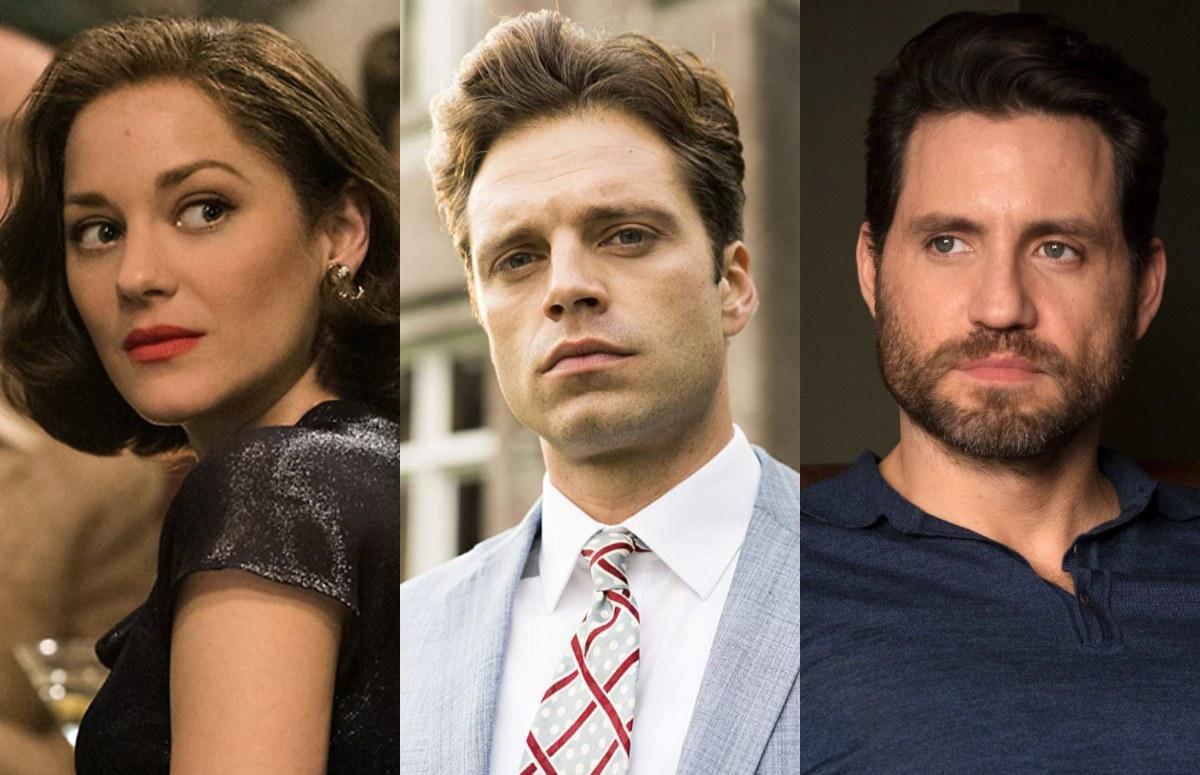 Edgar Ramírez y Sebastian Stan se suman al thriller de espías 355