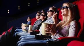 Ventas millonarias del cine
