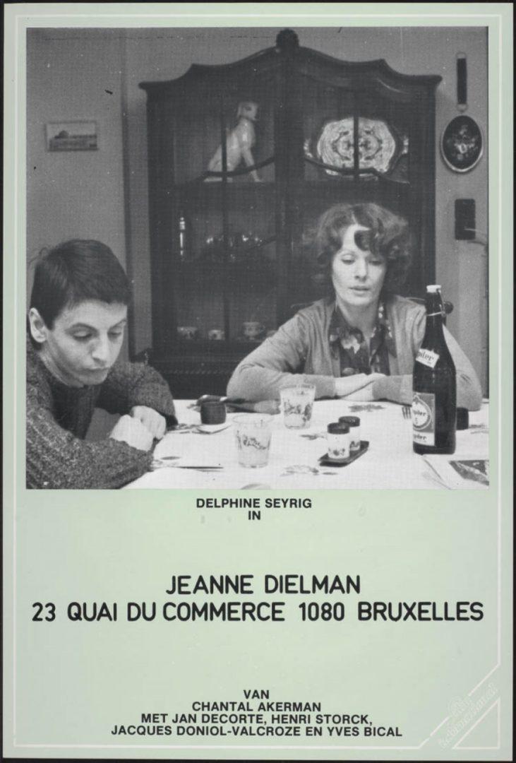Jeanne Dielman 23 Quai Du Commerce 1080 Bruxelles : jeanne, dielman, commerce, bruxelles, Jeanne, Dielman,, Commerce,, Bruxelles, (1975), Cinea