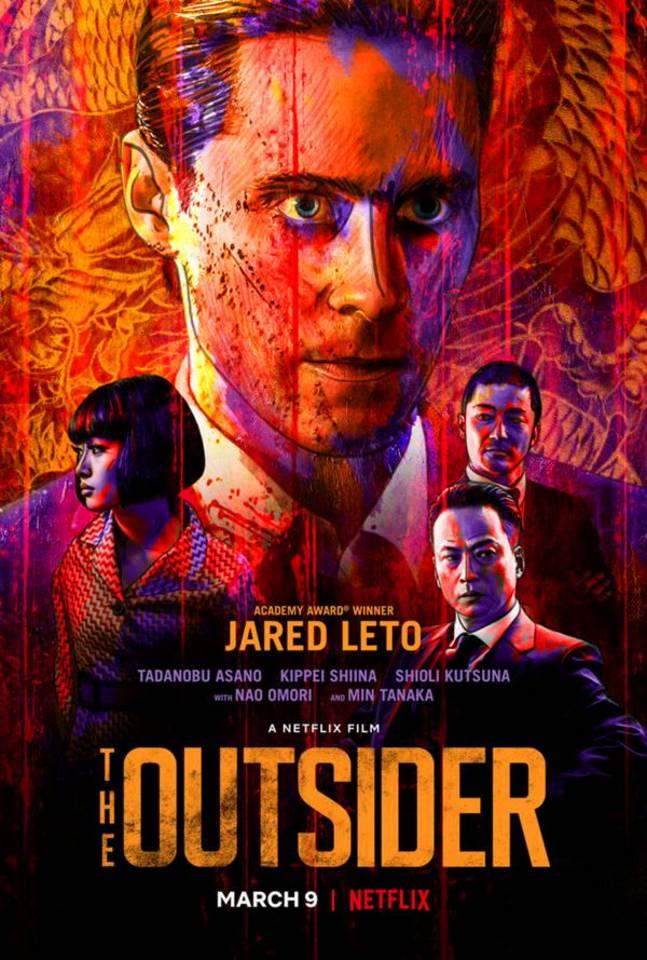 Tráiler de The Outsider con Jared Leto