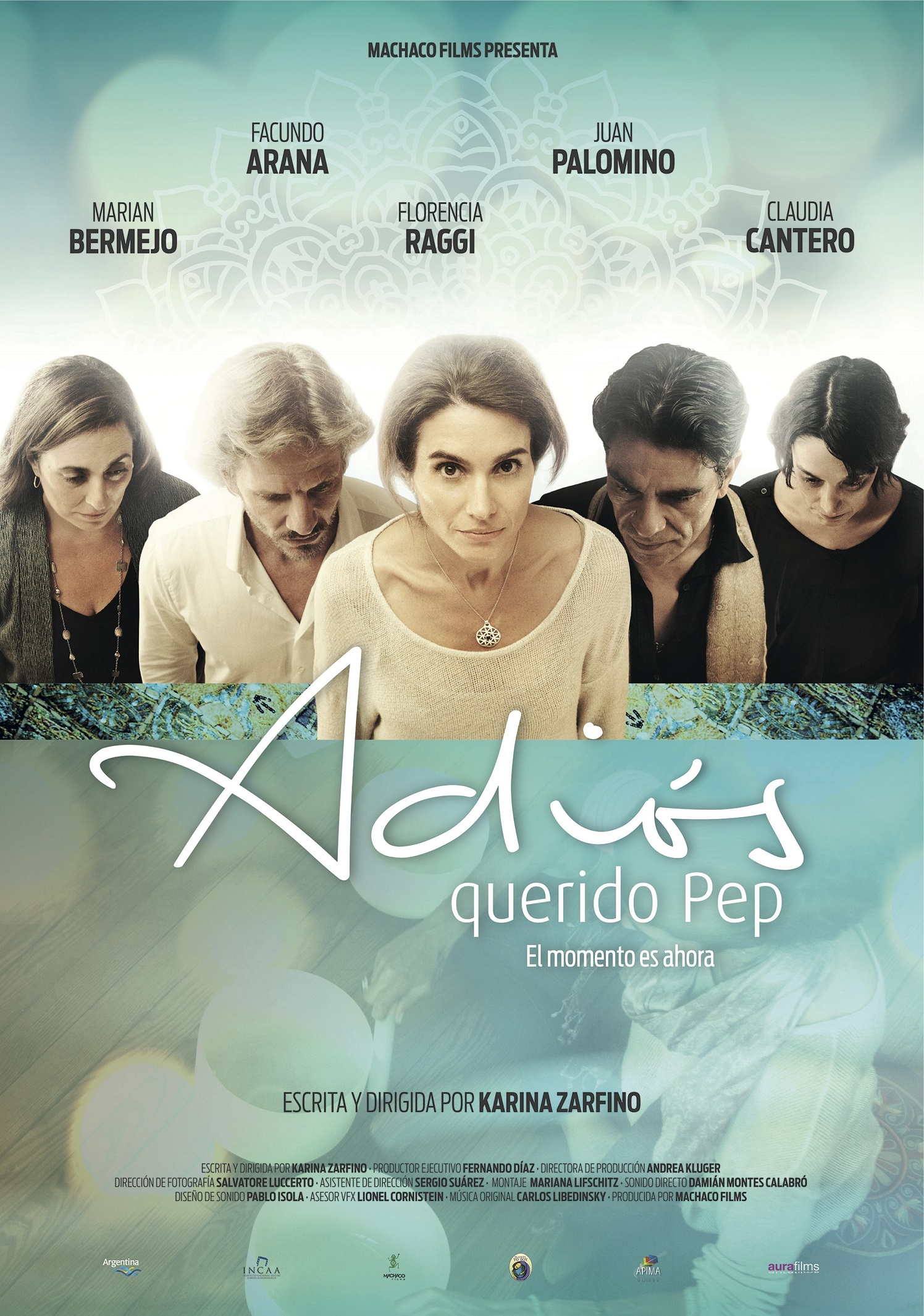 "Adelanto estreno argentino ""Adios Querido Pep"" con entrevista a su realizadora Karina Zarfino"