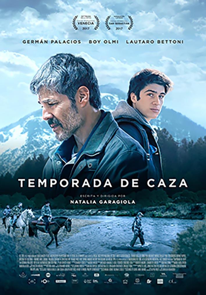 """Germán Palacios: """"Filmamos por caminos intransitables en la patagonia con más de un metro de nieve """""""