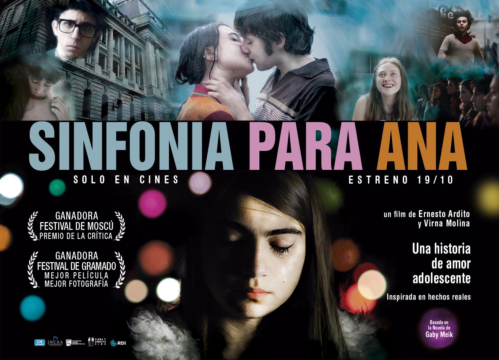 """Virna Molina:"""" Es una historia de amor desde el punto de vista de alguien muy comprometido con el país """""""