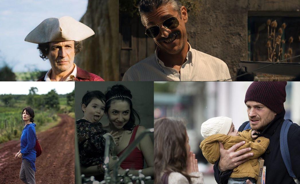 Todos los nominados a lo mejor de la producción de cine del 2.017