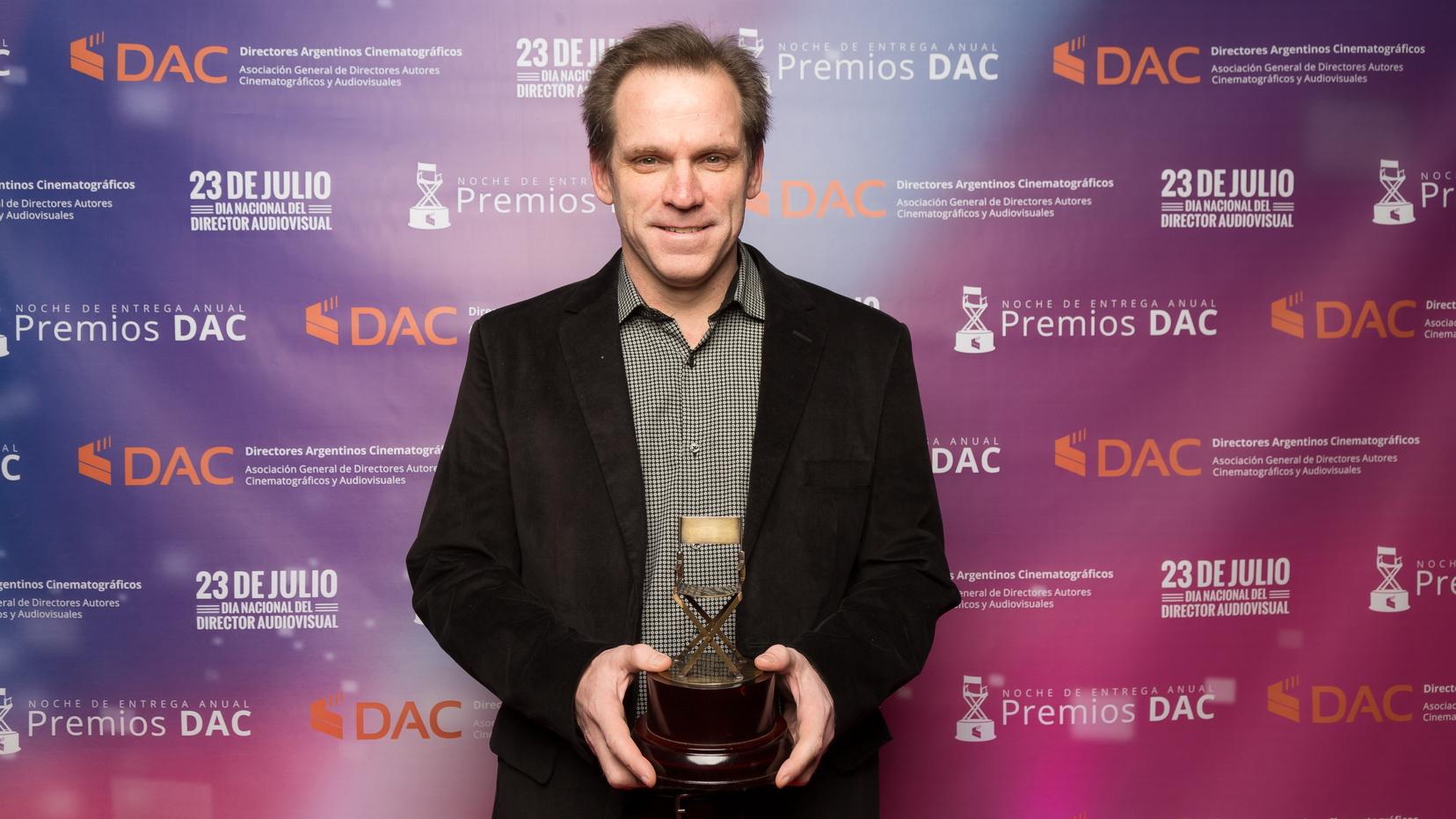 """El viernes se llevó a cabo el festejo del 60º aniversario de DAC """"Directores Argentinos Cinematográficos"""""""