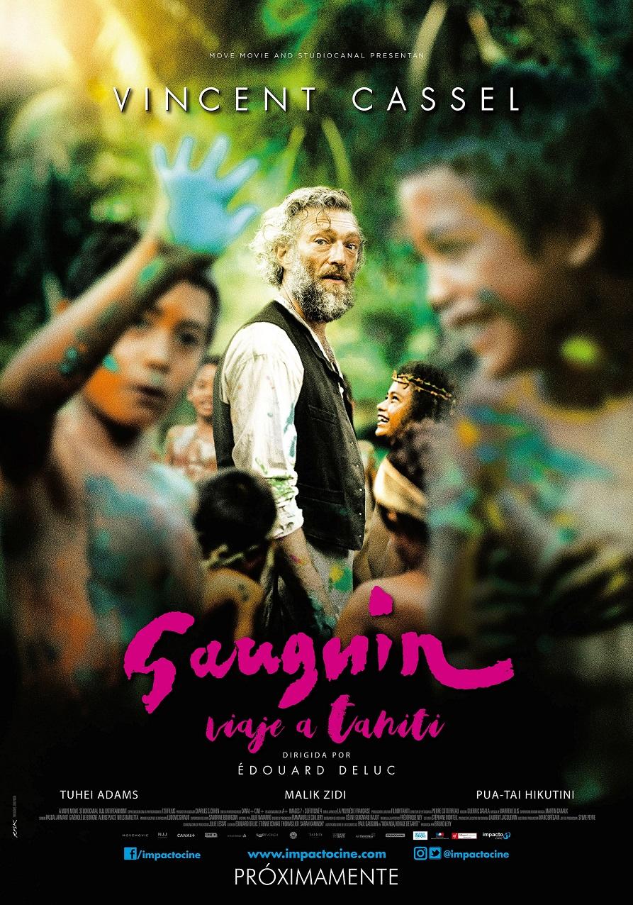Gauguin, Viaje a Tahití. Crítica por Santiago Pagano