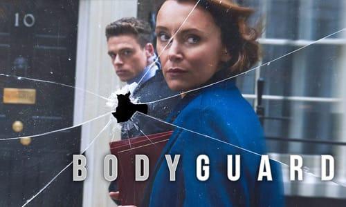 Un nuevo guardaespaldas irrumpe en el universo de Netflix