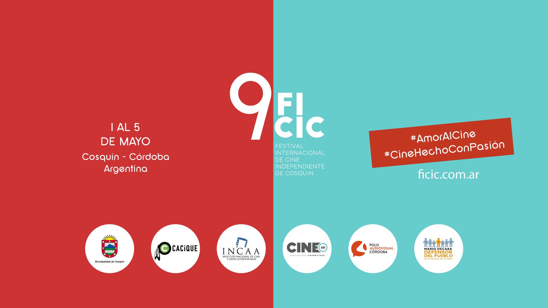Se anunció la programación del 9º Festival de Cine Independiente de Cosquín FICIC