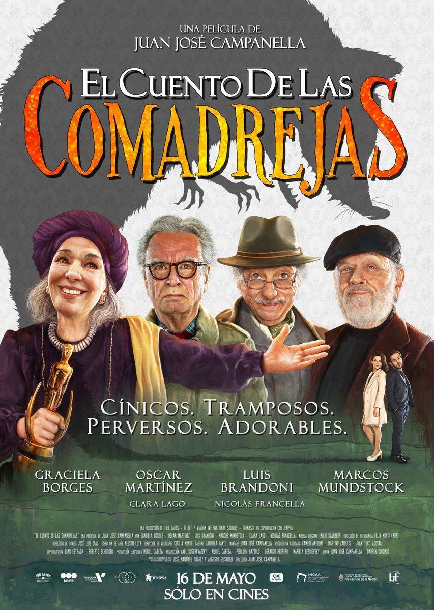 """Un Homenaje al Cine Argentino. Crítica de """"El Cuento de las Comadrejas"""" de Juan José Campanella."""