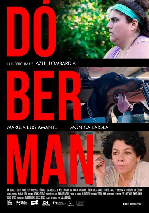 """Perros que se ladran. Crítica de """"Dóberman"""" de Azul Lombardía."""