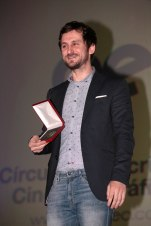 Raúl Arévalo, director revelación por 'Tarde para la ira'