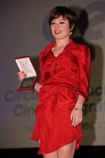 Anna castillo, actriz revelación por 'El olivo'