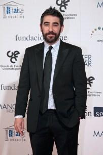 Raúl Jiménez, actor nominado por 'Tarde para la ira'