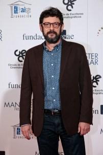 Manolo Solo, medalla actor secundario por 'Tarde para la ira'
