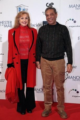 Jose María Sanchez 'Kimbo' y su mujer, Carmen Mora
