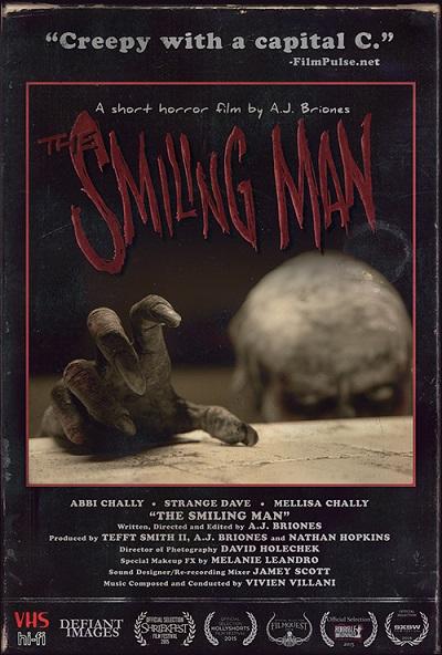 Horror short film - The Smiling Man