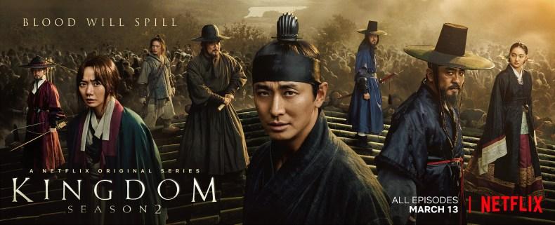 Netflix's Korean Series 'Kingdom' Season 2 Premieres on March 13 -  Cinecelluloid