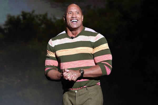 The Rock and his family tested COVID-19 positive