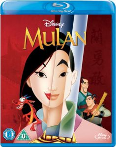 DVD (Blu-Ray) Mulan