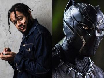 Emicida e Pantera Negra