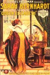 Queen Elizabeth (1912) starring Sarah Bernhardt
