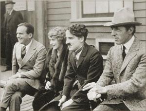 United Artists: Griffith,Chaplin,Pickford,Fairbanks
