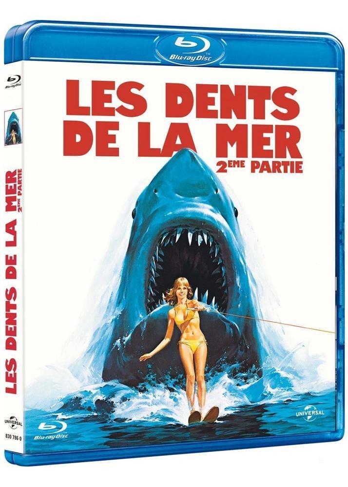 Dents De La Mer 2 : dents, Critique, Bluray:, Dents, CINEDINGUE