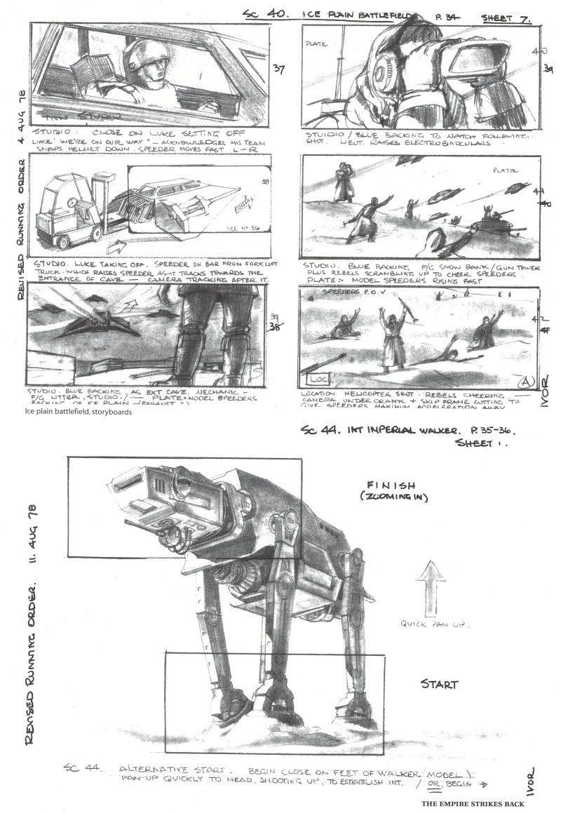 Bills Films Blog: Concept Art and Storyboarding