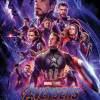 affiche française du film Avengers, Endgame