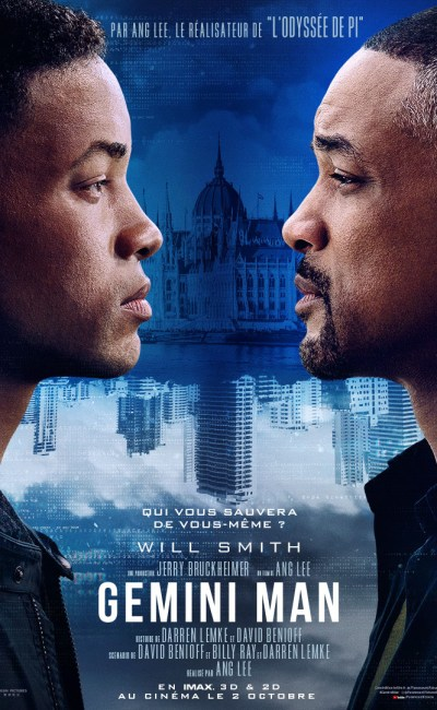 Teaser français de Gemini Man, avec Will Smith