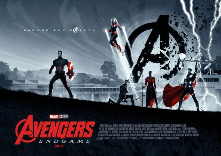 Box-office américain du 26 au 28 avril 2019 : les Avengers cassent la baraque