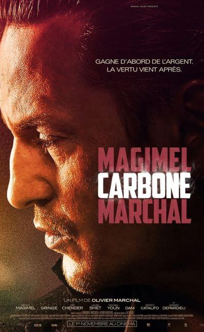 Benoît Magimel dans Carbone d'Olivier Marchal