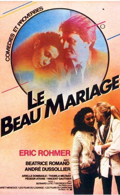 Affiche de Le Beau mariage d'Eric Rohmer
