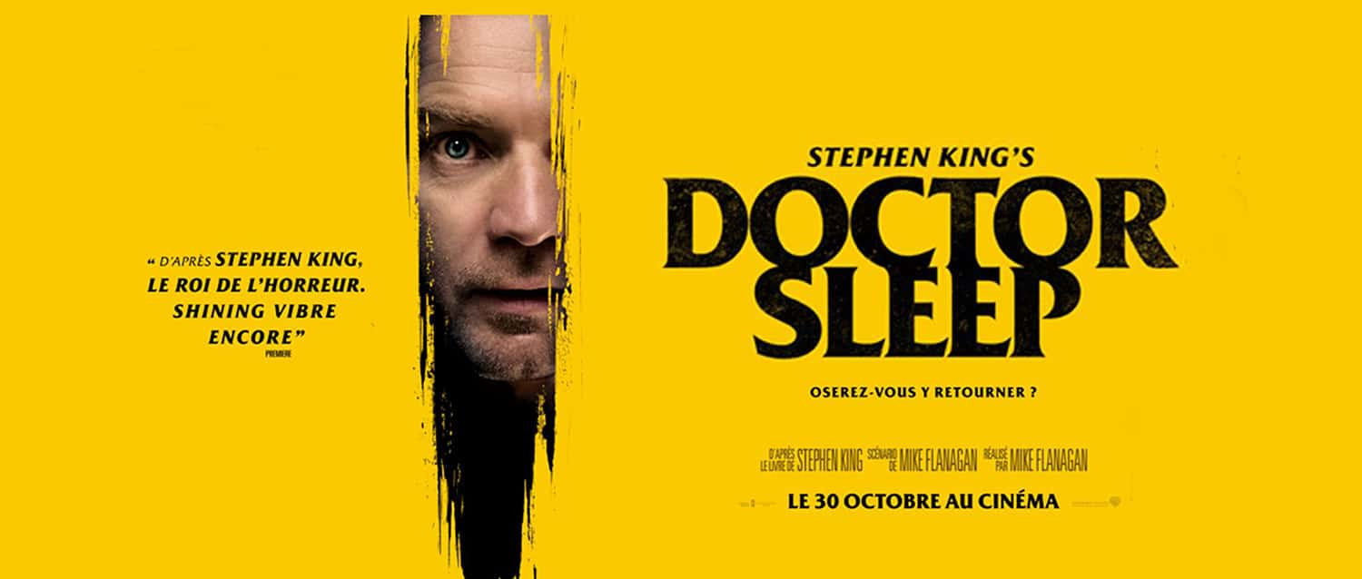 Doctor sleep de Stephen King adapté au cinéma