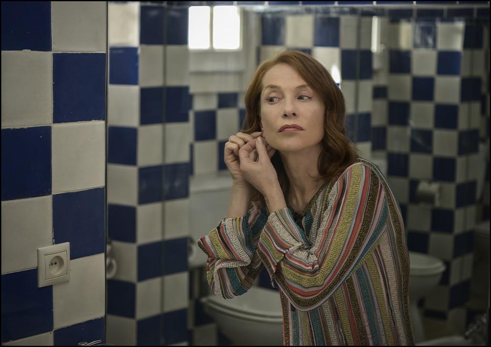 Isabelle Huppert dans le film d'Ira Sachs, Frankie