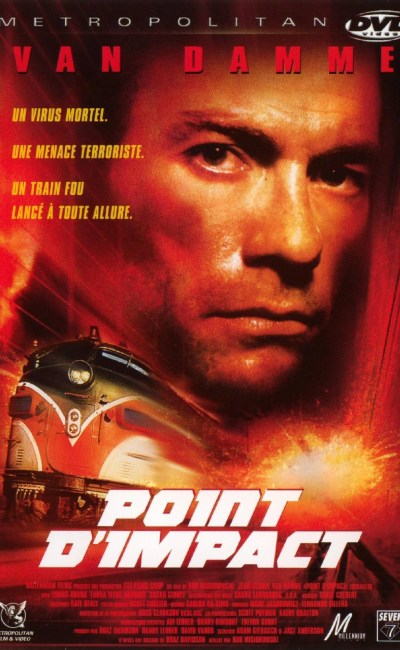 Point d'impact avec Jean-Claude Van Damme (Metropolitan FilmExport)