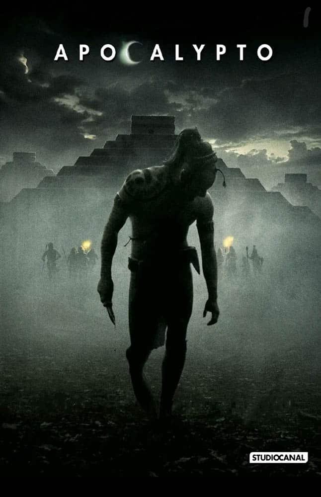 Apocalypto jaquette cover VOD