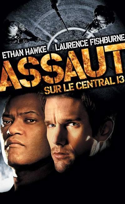 Affiche de Assaut sur le Central 13 de Jean-François Richet