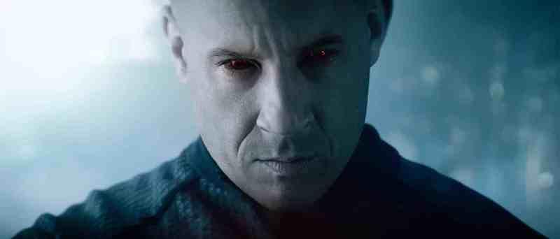 Vin Diesel dans Bloodshot
