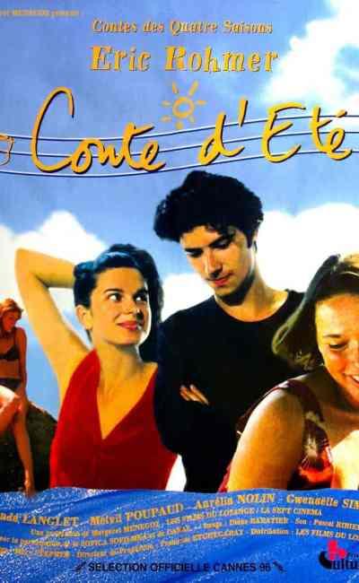 Affiche de Conte d'été d'Eric Rohmer