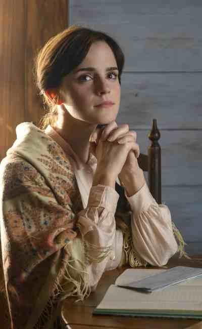 Emma watson est l'une des filles du docteur march