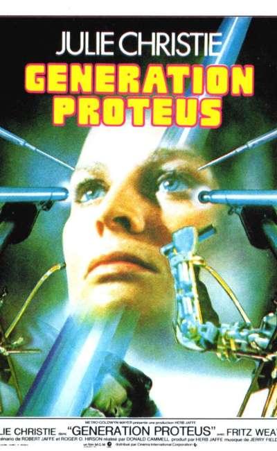 Génération Proteus, l'affiche du film