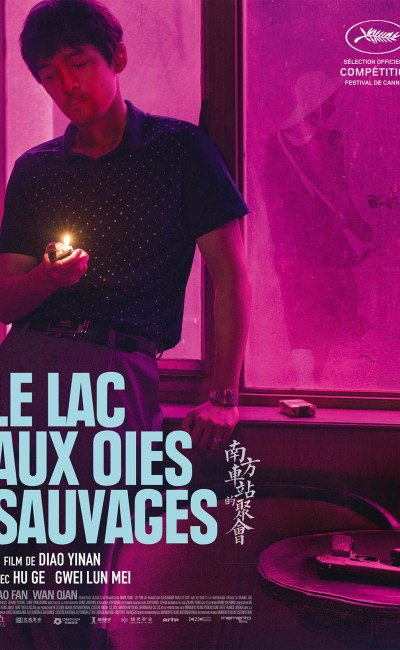 Affiche française du Lac aux oies sauvages